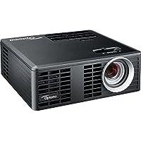 Optoma ML750 3D Ready DLP Projector - 720p - HDTV - 16:10 - 2 - LED - PAL, SECAM, NTSC - 20000 Hour - 1280 x 800 - WXGA - 10,000:1 - 700 lm - HDMI - USB - microSD - 62 W - 1 Year Warranty - ML750