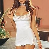 Hot-Sale-Goddessvan-Womens-Lace-Lingerie-Dress-Underwear-G-string-Babydoll-Nightwear-Sleepwear