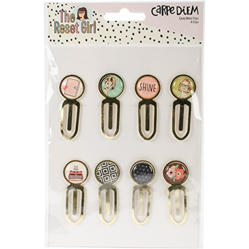 Price comparison product image Carpe Diem 4988 The Reset Girl Metal Clips