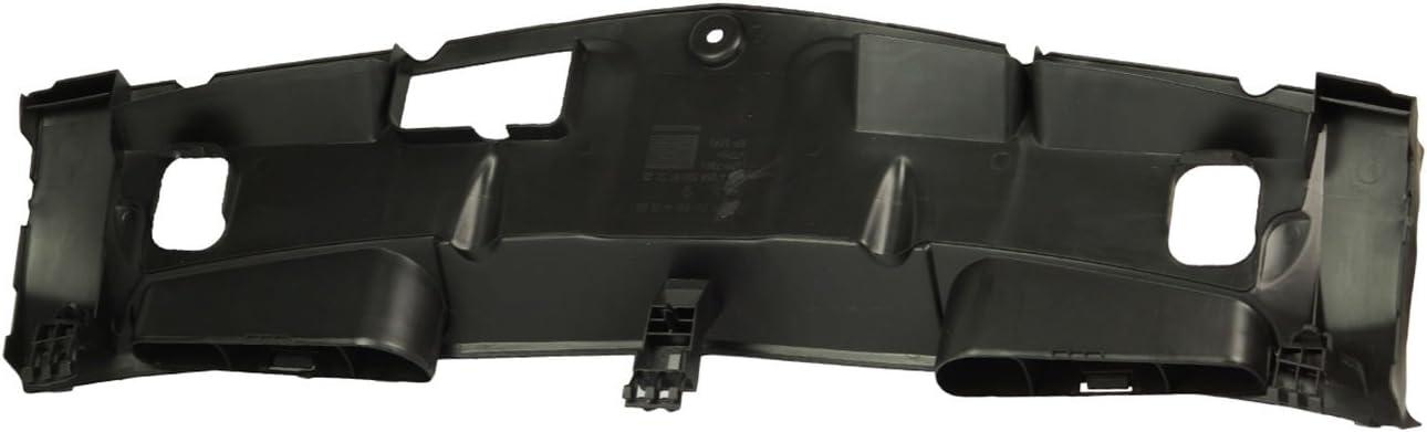Gofavorland Radiator Fan Shroud Top Upper Cover Shield for Mercedes-Benz W204 C230 C250 C280 C300 C350 C63 AMG 2009-2015 Fits 2045000155