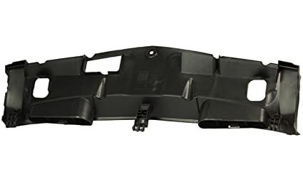AUTOPA 2045000155 Radiator Fan Shroud Top Upper Cover Splash Shield for  Mercedes W204 C250 C300 C350 C63 AMG