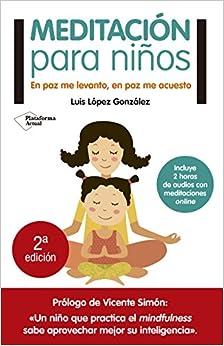 Book Meditación para niños