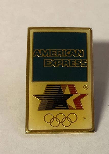 American Express Usa >> Usa Olympic American Express Pin At Amazon S Sports