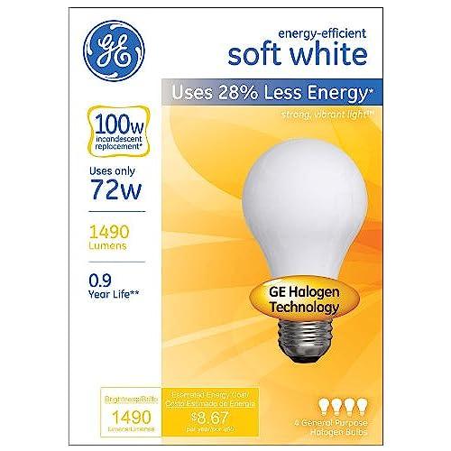 85%OFF GE Lighting 66249 Soft White 72-Watt 1270 -Lumen A19 Light  sc 1 st  Money Relationship & 85%OFF GE Lighting 66249 Soft White 72-Watt 1270 -Lumen A19 Light ... azcodes.com