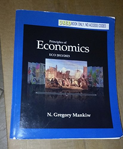 the principle of economics in the book in search of excellence Buy principles of economics 6 by n mankiw (isbn: 9780538453059) from amazon's book store for example, there is much better material in mankiw about consumer surplus, producer surplus, government policies and interventions in the market.