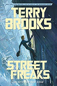 Street Freaks by Terry Brooks science fiction and fantasy book and audiobook reviews