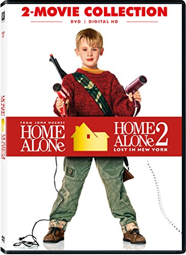 Home Alone 1 + 2 from 20th Century Fox