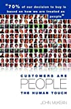 Customers Are People ... the Human Touch, John McKean, 0470848898