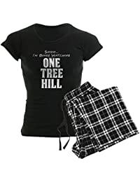 855cb0f16a87 Shhh. I m Binge Watching One Tree Hill Women s D - Womens Novelty Cotton