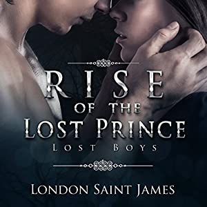 Rise of the Lost Prince Audiobook