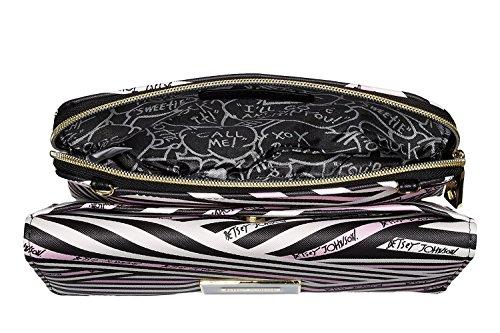 Multi Bow On Stud Grey A Wallet Bow Betsey Crossbody Johnson String gwq4xzv5