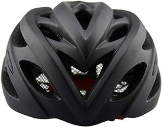 NACHEN Vélo Casque VTT Équitation Vélo Route Bikes Casques Frotter avec Lumière Réglable