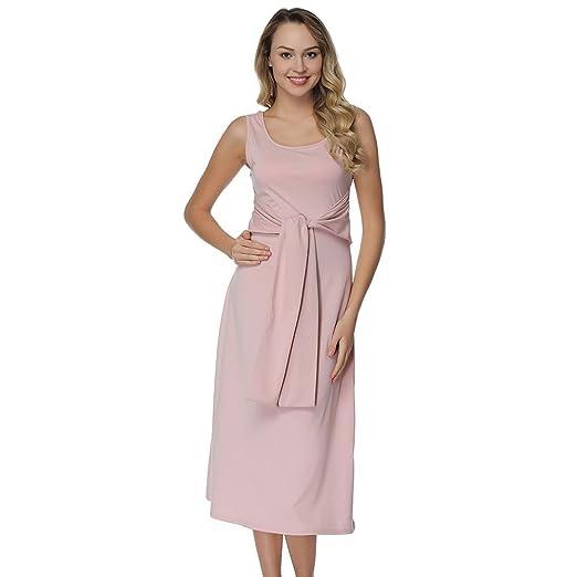 Tea Length Casual Dress