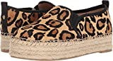 Sam Edelman Women's Carrin Platform, New Nude Leopard, 10 Medium US
