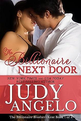book cover of The Billionaire Next Door