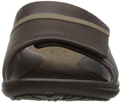 Unisex Walnut Crocs Slide Modi Espresso Sport Bw0qd6Z0