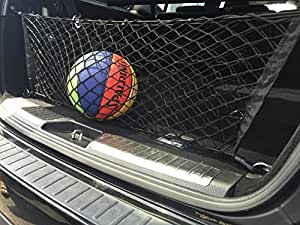 Envelope trunk cargo net for mercedes benz gl350 gl450 for Mercedes benz cargo net