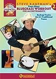 Steve Kaufman's Four-Hour Bluegrass Workout - Series Two: Book/4-CD Pack (Book & Cds)