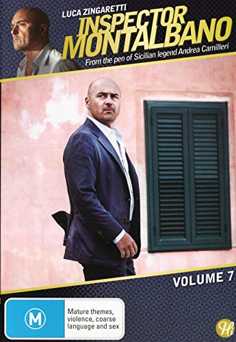 Inspector Montalbano: Abundance 7 ( Il commissario Montalbano ) ( Inspector Montalbano: Volume Seven ) [ NON-USA FORMAT, PAL, Reg.4 Import - Australia ]