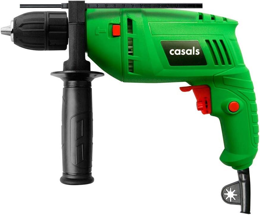Casals VT50REA Taladro Percutor, 500 Watios