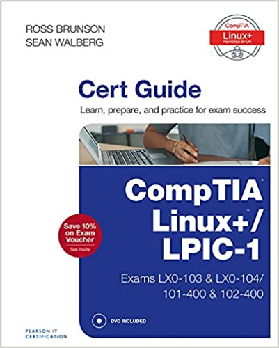 Amazon comptia linux lpic 1 cert guide exams lx0 103 comptia linux lpic 1 cert guide exams lx0 103 lx0 104101 400 102 400 certification guide 1st edition kindle edition fandeluxe Images