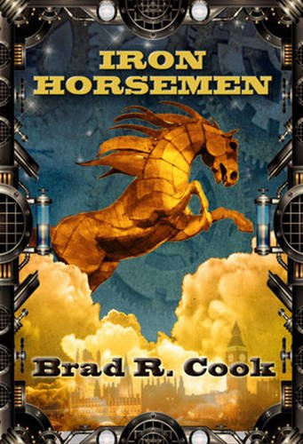 Iron Horsemen Chronicles Brad Cook product image