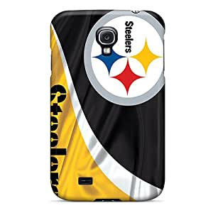 High Quality Mobile Covers For Samsung Galaxy S4 With Allow Personal Design Beautiful Pittsburgh Steelers Series AlissaDubois