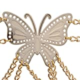 Beautiful Butterfly Vaginal Jewelry G-string