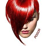 Arctic Fox Semi Permanent Hair Color Dye 4 Ounce (Poison)