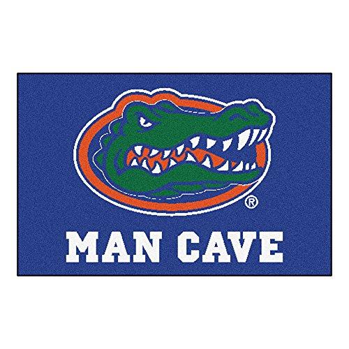 FANMATS 14632 University of Florida Nylon Universal Man Cave Starter - Starter Florida Rug