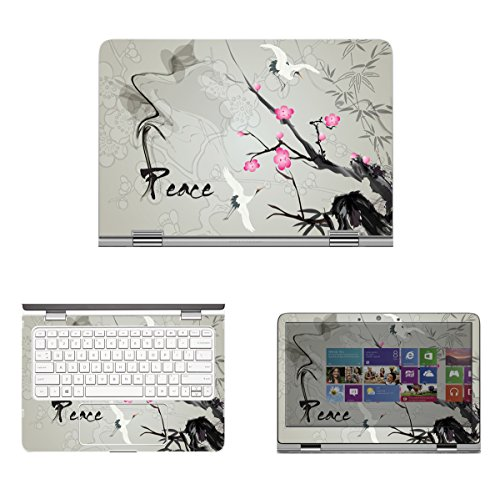 Decalrus Protective Decal Skin Skins Sticker For 2015 Hp