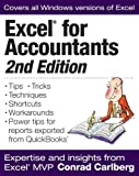 Excel for Accountants, Conrad Carlberg, 1932925260