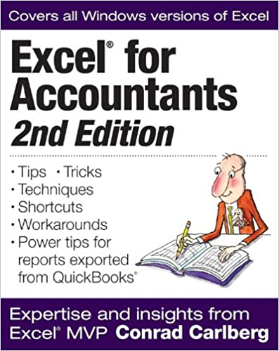 Amazon.com: Excel for Accountants, Second Edition (9781932925265 ...