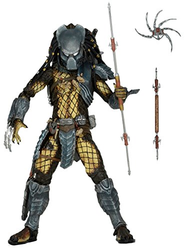 NECA Predator Series 15 Ancient Warrior Action Figure, 7""