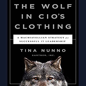 The Wolf in CIO's Clothing Audiobook