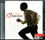 12 Years A Slave (Music From and Inspired by the Motion Picture) (CD)