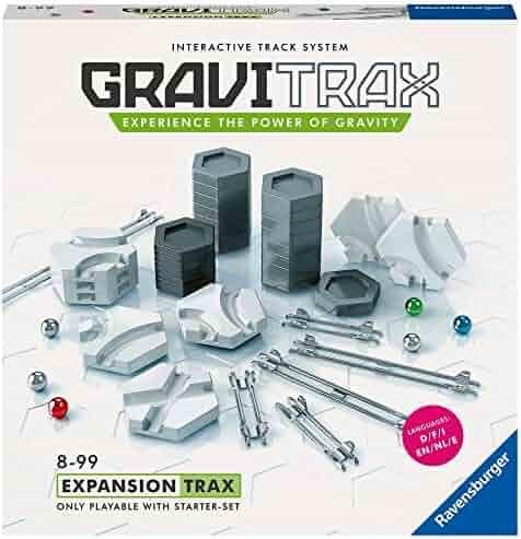 Ravensburger 27601 GraviTrax: Trax Expansion Set, Multi