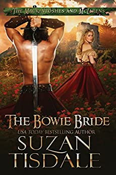 The Bowie Bride: Book Two of The Mackintoshes and McLarens by [Tisdale, Suzan]