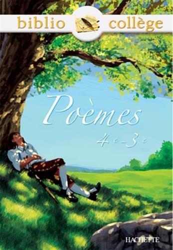 Poemes 4e 3e (French Edition) pdf epub