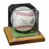 Markwort Premier Edition Baseball Display Case with Base