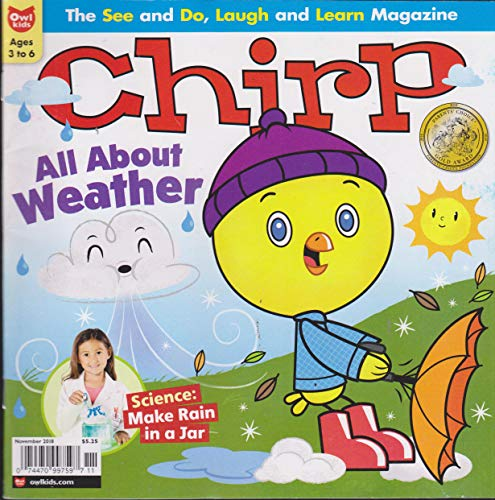 Chirp Magazine November 2018