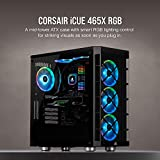 Corsair Icue 465X RGB Mid-Tower ATX Smart