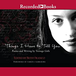 Things I Have to Tell You Audiobook
