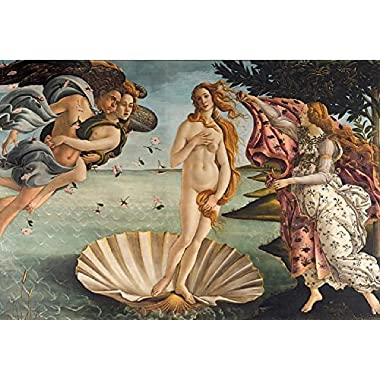 Tomax The Birth of Venus 4000 Piece Puzzle