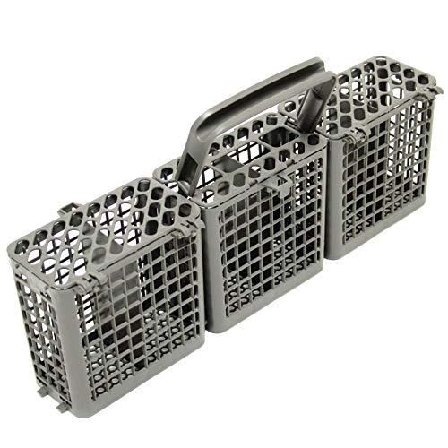 LG 5005DD1001B Silverware Basket, Gray
