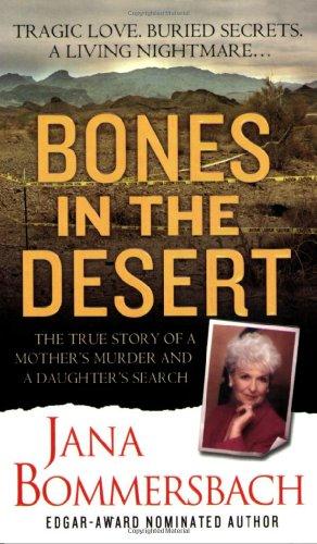 book cover of Bones in the Desert