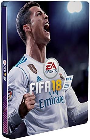 Steelbook FIFA 18 (no incluye juego): Amazon.es: Videojuegos
