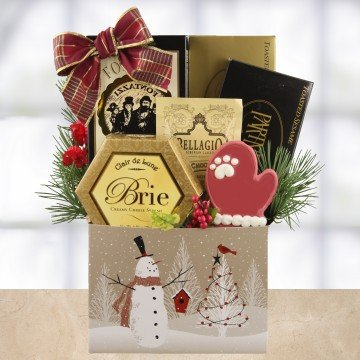 Christmas Cheer! Gourmet Holiday Gift for Dog and Owner