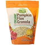 New World Foods Organic Pumpkin Flax Granola, 908gm