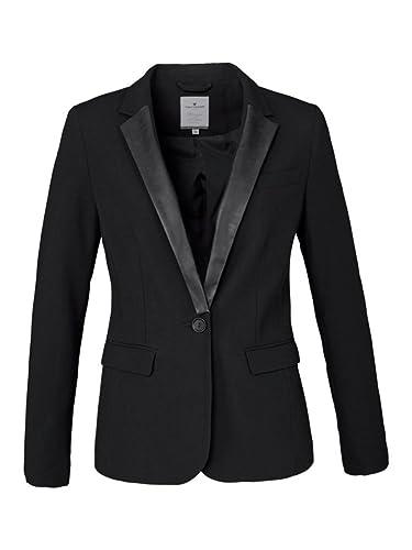 Tom Tailor Contemporary Blazer Elegant Materialmix